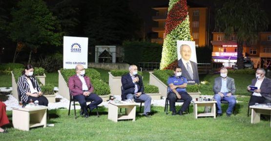 Gebze'de  Uyuşturucuyla Mücadele Farkındalık Programı Düzenlendi