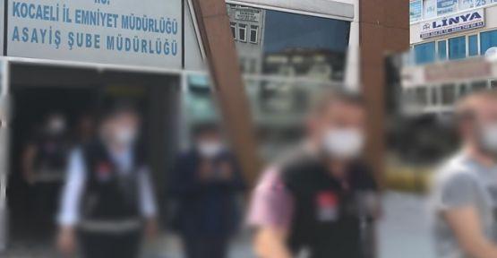 Gebze'de yapılan terör operasyonunda 2 kişi tutuklandı!