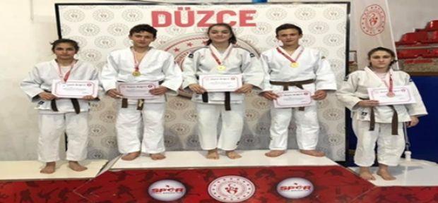 Gebzeli Judocular Gururlandırdı