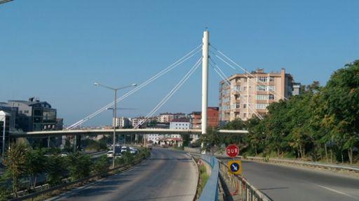 Gebze'nin iki yakası köprüyle birleşiyor