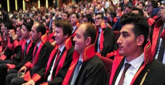 Gebze'ye yeni Hakim ve Savcılar atandı