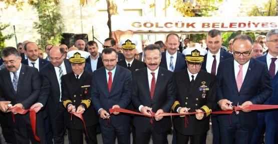 Gölcük'te Narkotik Grup Amirliği Törenle Açıldı