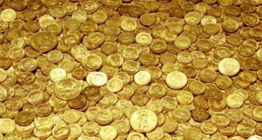 Gram, çeyrek ve cumhuriyet altını fiyatları