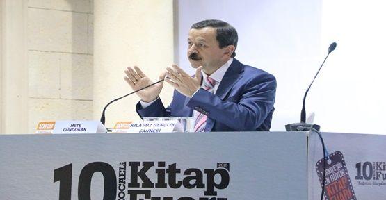 Gündoğan: ''Bu sistem hepimizi köleleştiriyor''