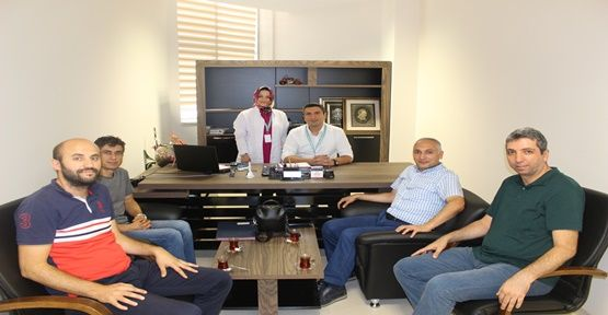 """Hedef """"ÇEVRE Dostu Hastane"""""""