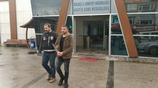 Hırsızlık suçundan aranan şahıs İstanbul'da yakalandı