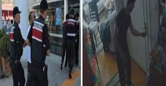 Hırsızlık yapan 3 kardeş yakalandı!