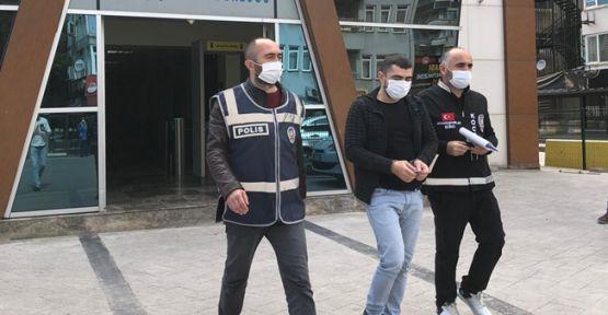 Hırsızlıktan aranan şahıs Gebze'de yakalandı