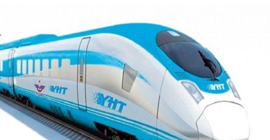 Hızlı tren seferleri yakında başlıyor!
