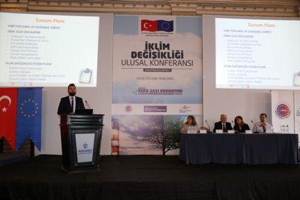 İklim Değişikliği Ulusal Konferansı gerçekleşti