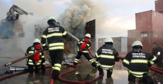 İlk altı ayda bin 393 yangına müdahale edildi