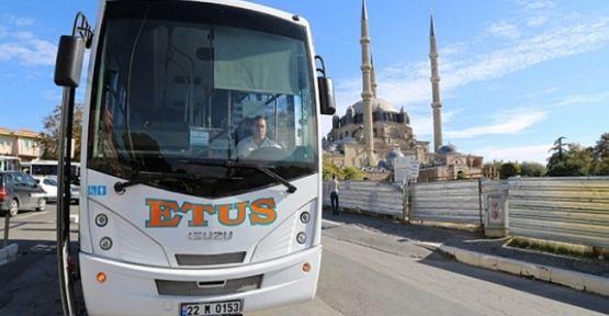İlk kısıtlama haberi  Edirne'den geldi