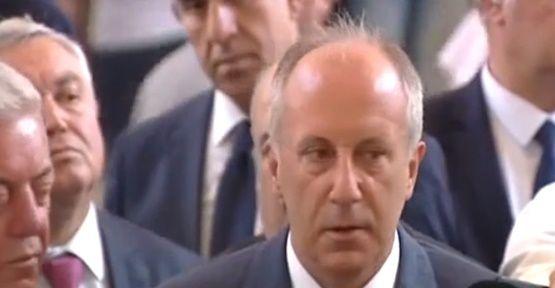 """İnce'den Kılıçdaroğlu'na rest: """"Genel Başkan ben olacağım çekil!"""""""