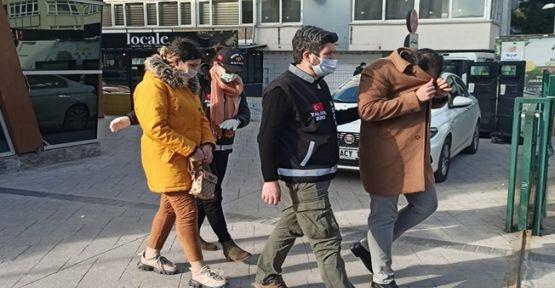 İran uyruklu 3 hırsız yakalandı !