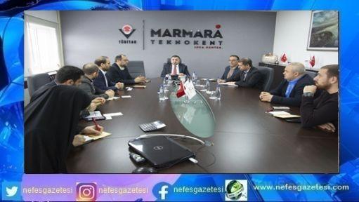 İran'ın Önde Gelen Ar-Ge Firmaları  Marmara Teknokent'e Ziyarette Bulundu.