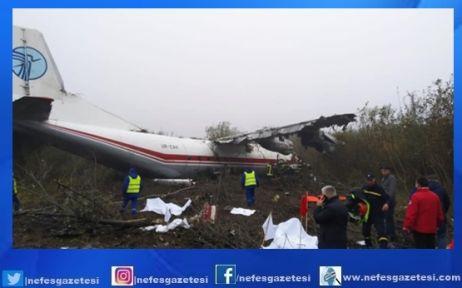 İspanya'dan İstanbul'a gelen uçak düştü