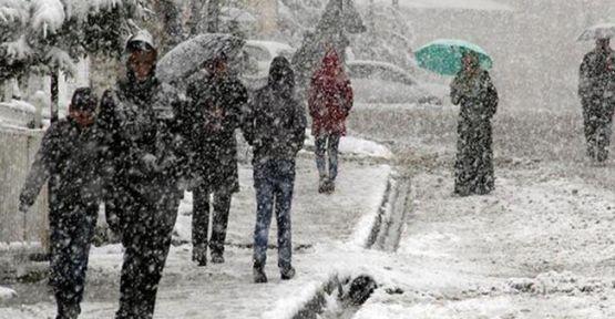 İstanbul'a kar ne zaman geliyor ?