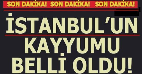 İstanbul'un Kayyumu Kim Oldu?