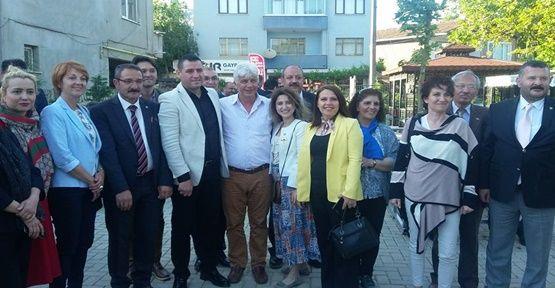 İYİ Parti'den Cumaköy çıkarması!