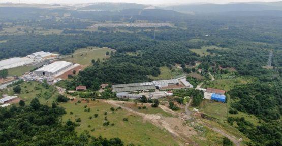 İYİ Partili Türkkan'ın kaçak çiftliği tahliye ediliyor