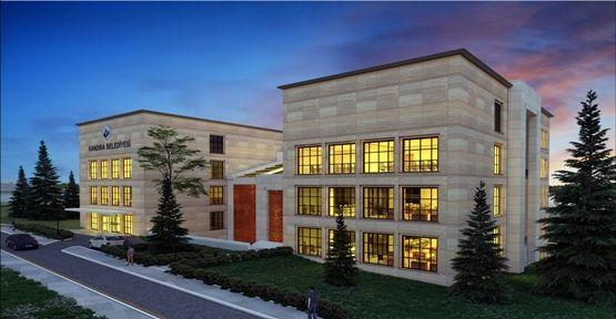 Kandıra'da hizmetler yeni binadan yürütülecek