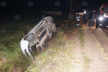 Kandıra'da trafik kazası: 4 yaralı