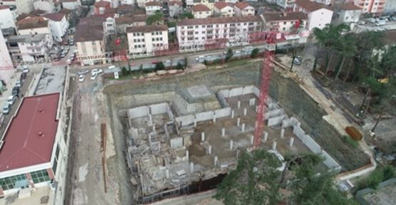 Kandıra'ya yeni ve modern hizmet binası