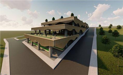 Kapalı Semt Pazarı inşaatı başlıyor