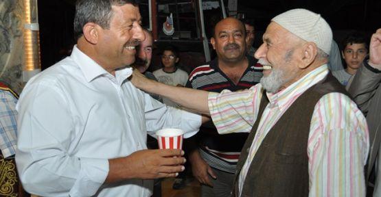 Karabacak'tan Babalar Günü Mesajı