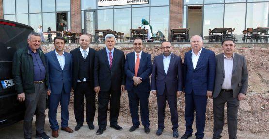 """Karaosmanoğlu, """"Başarı tesadüf değildir, BUREAU ile mutlu oldum gurur duydum"""