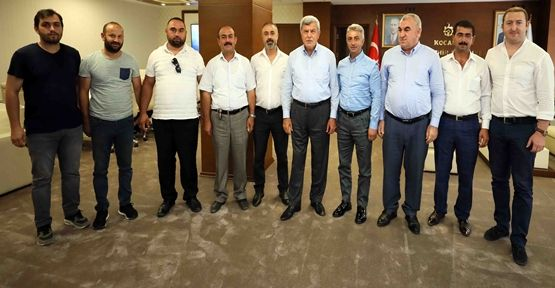 """Karaosmanoğlu, """"Türkiye, mazlumların sığındığı liman olmuştur"""""""