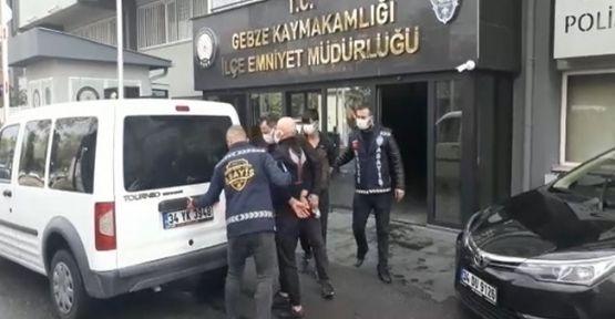 Kasten adam öldürmeye karışan iki kişi tutuklandı