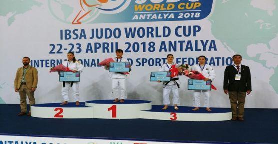 KBB Kağıtsporlu Judocular Olimpiyat yolunda