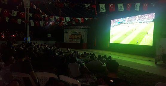 K@bin'deki yarı final heyecanına yoğun ilgi