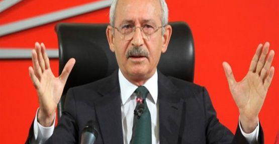 Kemal Kılıçdaroğlu'na Soruşturma Açıldı !