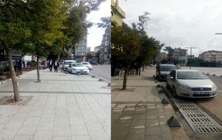 Kent meydanında araç parkı yasaklanıyor