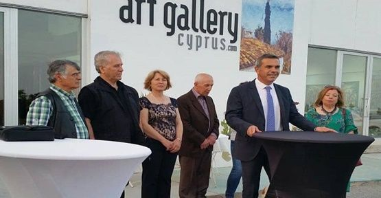 Kıbrıs'ta Gebze'yi temsil etti!