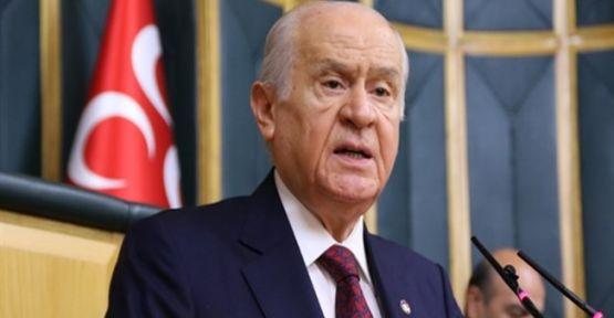 Kılıçdaroğlu'nun erken seçim çağrısına Bahçeliden yanıt!