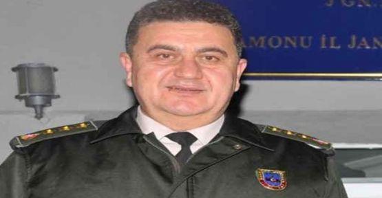Kocaeli İl Jandarma Komutanı Kapancı oldu