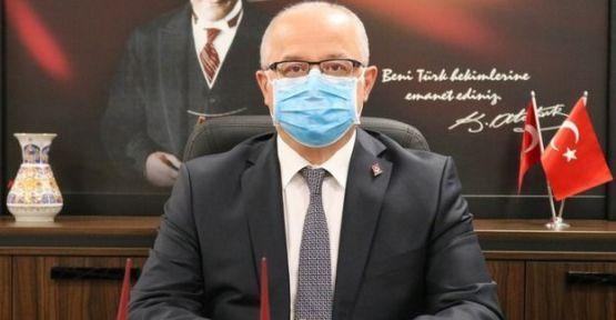 Kocaeli İl Sağlık Müdürü Ergüney istifa etti