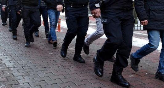 Kocaeli merkezli hırsızlık operasyonu;20 gözaltı!