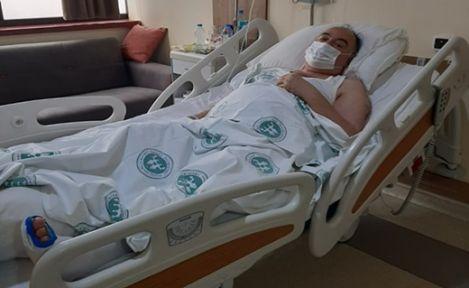 Kocaeli Üniversitesi Umuttepe Hastanesi teşekkür var!