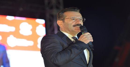 Kocaeli Valisi Aksoy'dan Bayram Mesajı!