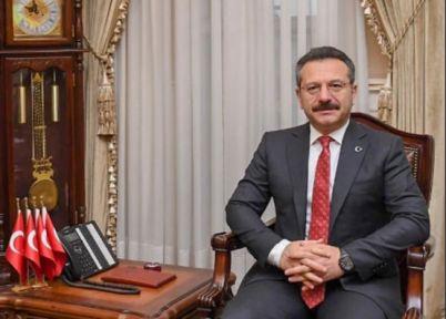 Kocaeli Valisi Hüseyin Aksoy ''17 AĞUSTOS MARMARA DEPREMİ YILDÖNÜMÜ MESAJI''