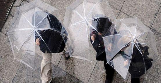 Kocaeli'de 2 gün boyunca şiddetli yağmur bekleniyor!