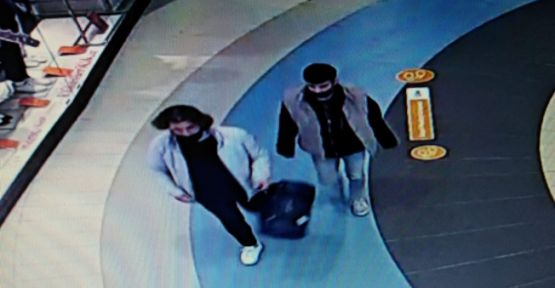 Kocaeli'de AVM'de hırsızlık yapan 6 kişi yakalandı!