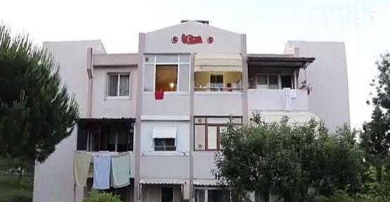 Kocaeli'de bir bina karantinaya alındı!