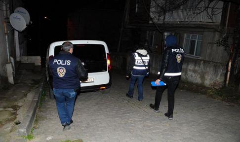 Kocaeli'de çeşitli suçlardan aranan 41 kişi yakalandı!