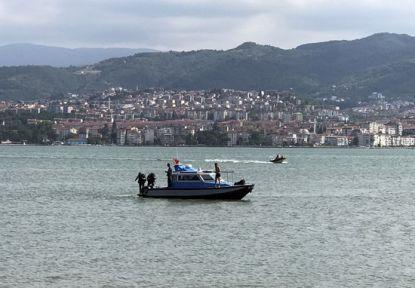 Kocaeli'de denizde kaybolan çocuğun cesedine ulaşıldı