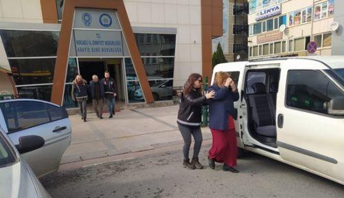 Kocaeli'de fuhuş operasyonu: 3 gözaltı